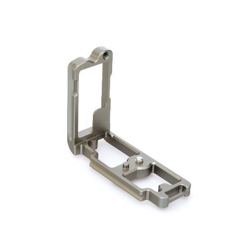 3 Legged Thing Zelda-G L Bracket Metallic Slate Grey