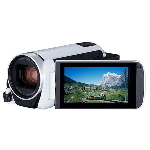 Canon Legria HF R806 Camcorder in White