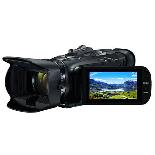 Canon Legria HF G50 Camcorder with Extra Battery Pack