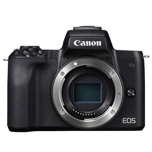 Canon EOS M50 Mirrorless Camera Body in Black