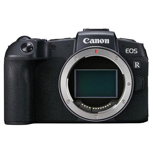 Canon EOS RP Mirrorless Camera Body with Mount Adapter