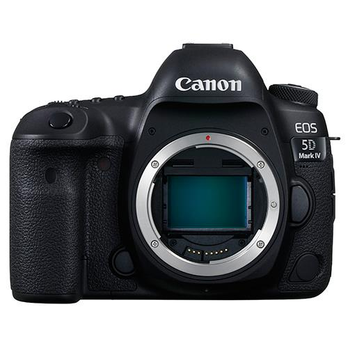 Canon EOS 5D Mark IV Digital SLR Body