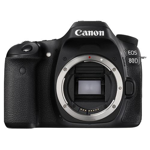 Canon EOS 80D Digital SLR Body