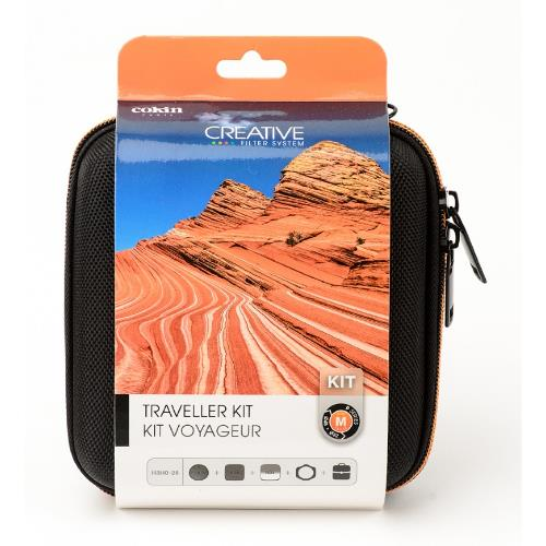 Cokin P-Series Traveller Kit with Filter Holder and Case