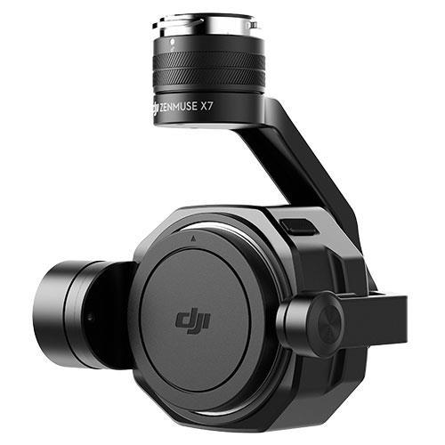 DJI Zenmuse X7 Camera and Gimbal
