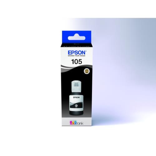 Epson 105 EcoTank Black Ink Bottle