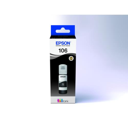 Epson 106 ECOTANK Photo Black Ink