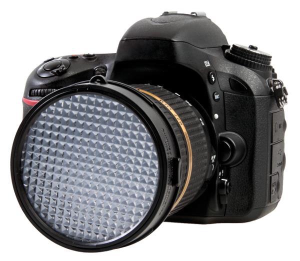 Expodisc 2.0 Professional 82mm white balance filter