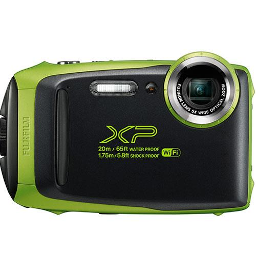Fujifilm Finepix XP130 Digital Camera in Lime