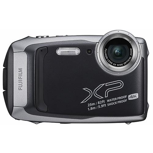 Fujifilm Finepix XP140 Digital Camera in Graphite