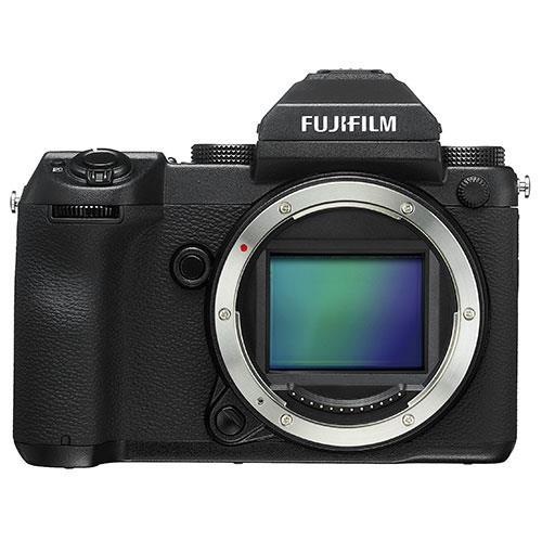 Fujifilm GFX 50S Mirrorless Medium Format Camera Body