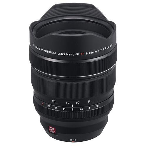 Fujifilm XF8-16mm f/2.8 R LM WR Lens