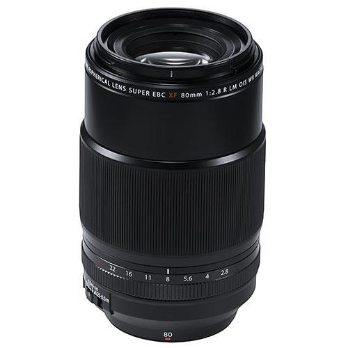 Fujifilm XF80mm f/2.8 R LM OIS WR Macro Lens