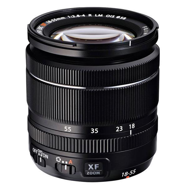 Fujifilm XF18-55mm f/2.8-4 R LM OIS Lens