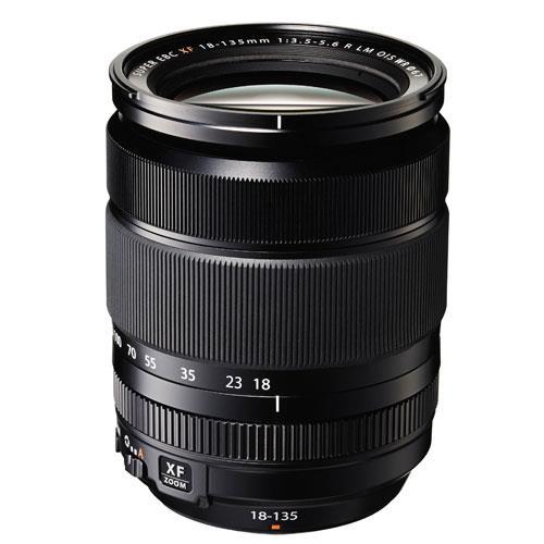 Fujifilm XF18-135mm f/3.5-5.6 R LM OIS WR Lens