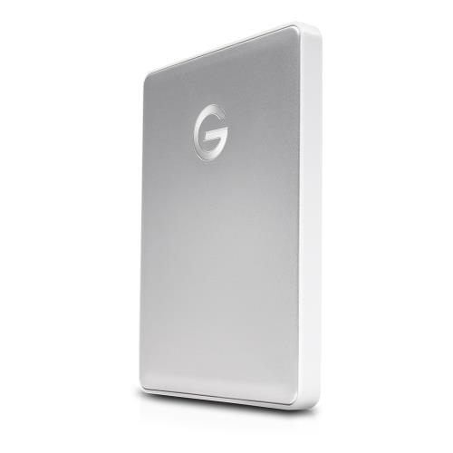 G-Technology G-DRIVE Mobile USB-C 2 TB External HDD Silver