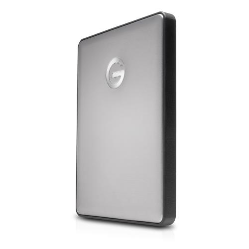 G-Technology G-DRIVE Mobile USB-C 2 TB External HDD Space Grey