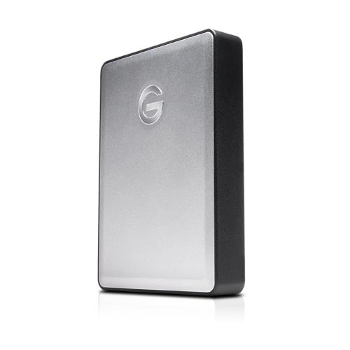 G-Technology G-DRIVE Mobile 4 TB External HDD Silver