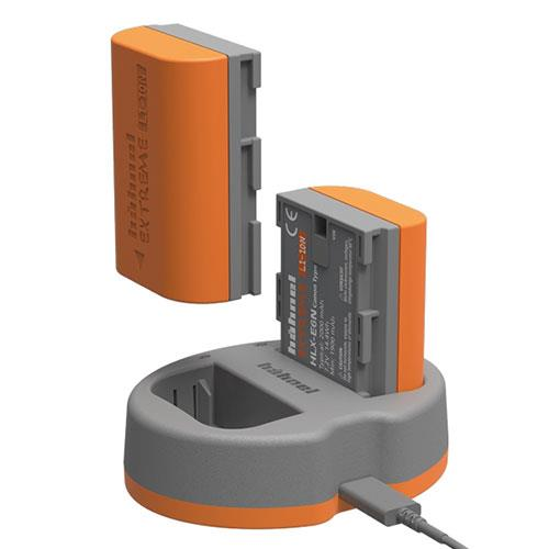 Hahnel Extreme Power Kit HLX-E6N