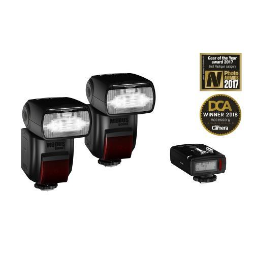 Hahnel Modus 600RT Speedlight Pro Kit for Sony