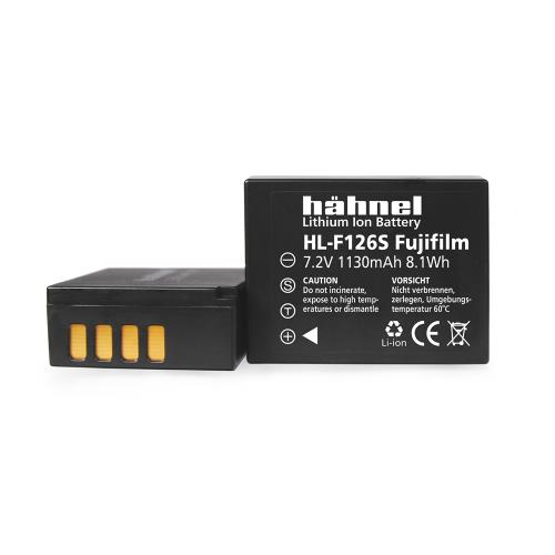 Hahnel HL-F126S Battery Replacement for Fujifilm NP-W126S