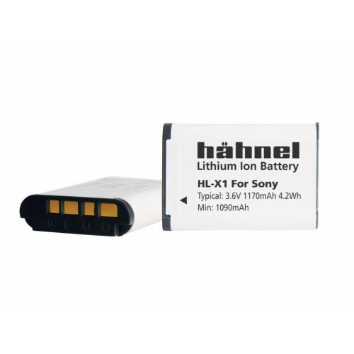 Hahnel HL-X1 Battery (Sony NP-BX1)