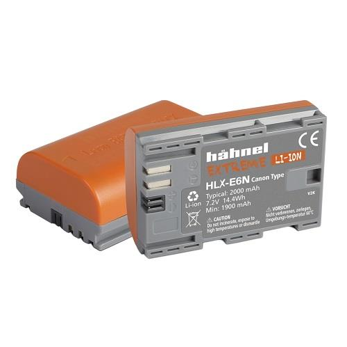 Hahnel Extreme HLX-E6N Battery for Canon