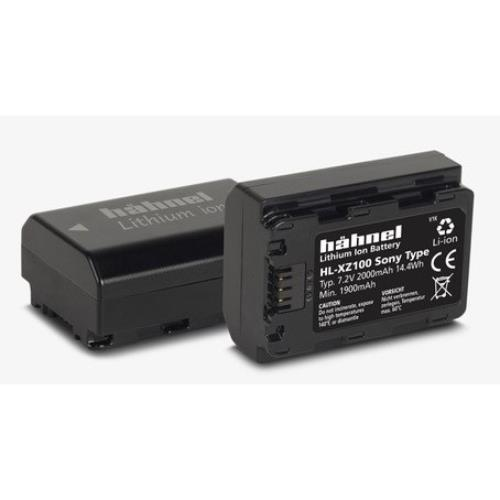 Hahnel HL-XZ100 Battery - Replacement Sony NP-FZ100