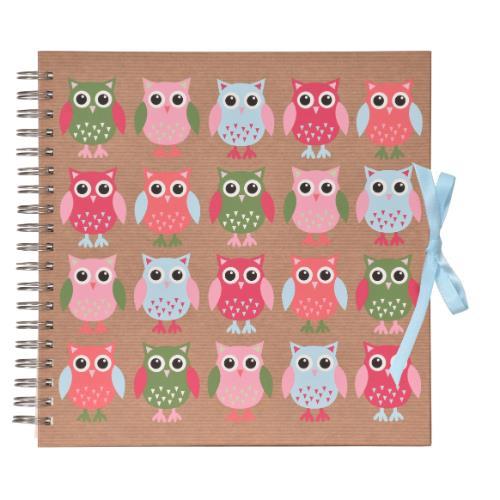 Innova Owl Scrapbook