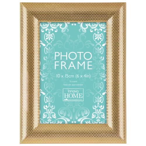 Innova Sophia Gold Frame 6x4