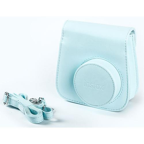 Instax mini 9 Case in Ice Blue
