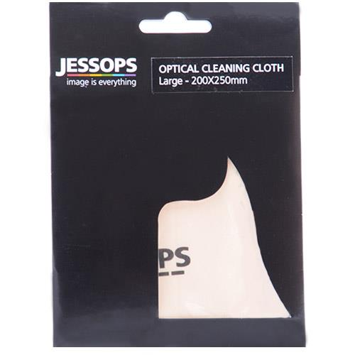 Jessops Optical Cleaning Cloth - Large