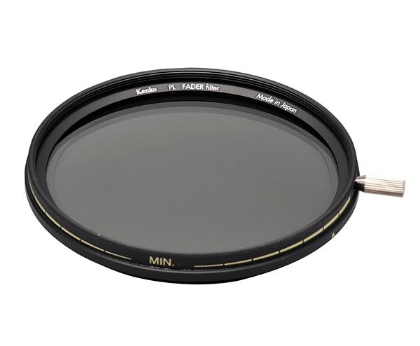Kenko 58mm PL Fader ND3-ND400 Variable ND