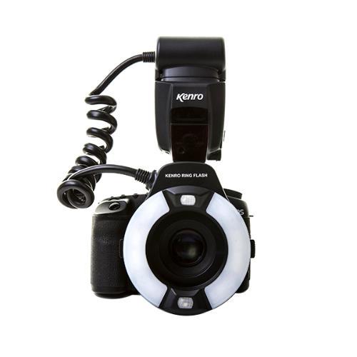 Kenro Macro Ring Flash (Canon Fit)