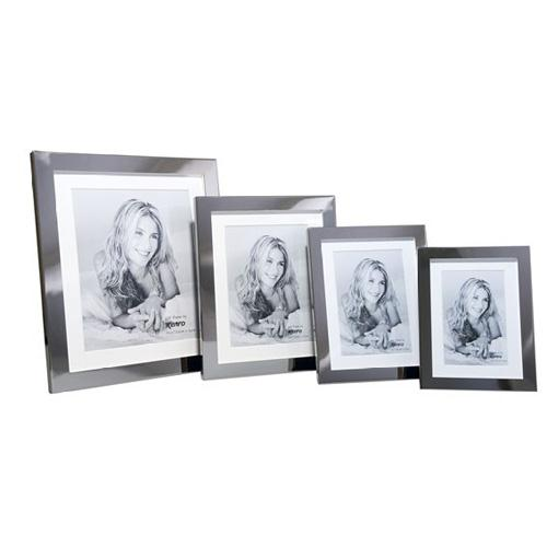Kenro Eden Delicate Photo Frame 6x4 (10x15cm) - Silver