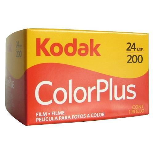 Kodak Colorplus 200 135-24 Film