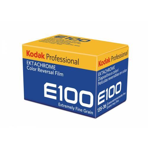 Kodak Ektachrome E100 135-36, ISO 100