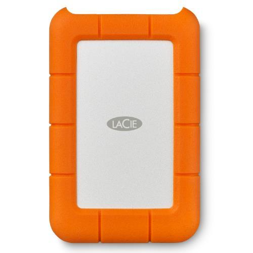 LaCie Rugged USB-C 1 TB External HDD - USB 3.1 Gen 1 - USB-C