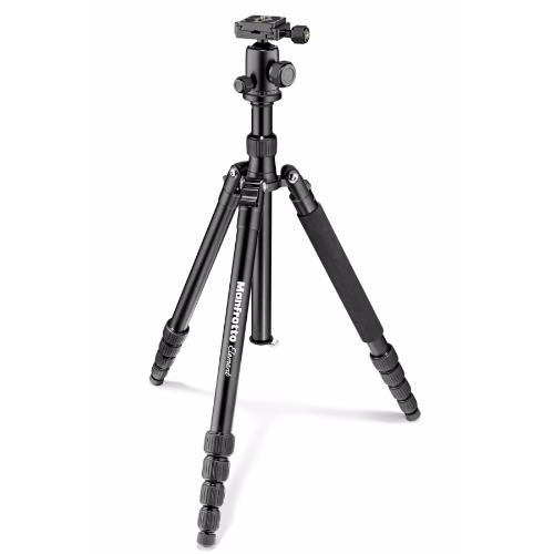 Manfrotto Elements Tripod Big  Black with Ball Head