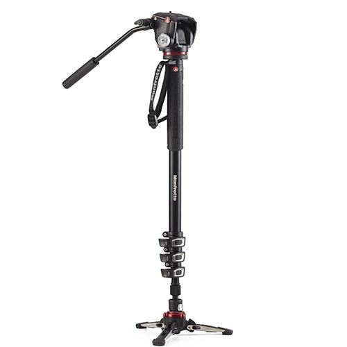 Manfrotto Xpro Video Monopod with XPRO2W Head