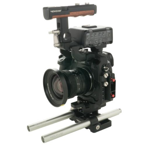 Movcam Panasonic GH5 and GH5s Cage Kit