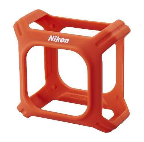 Nikon Silicone Jacket Black for KeyMission 360 Action Cam - Orange