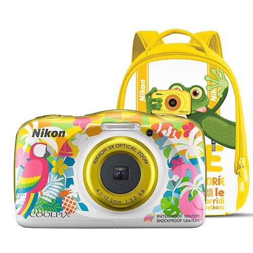 Nikon Coolpix W150 Camera Resort Backpack Kit