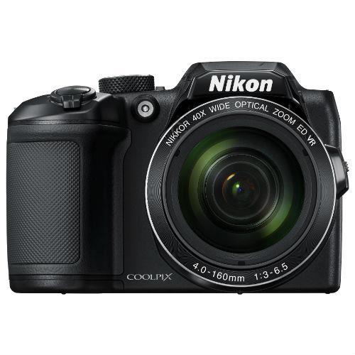 Nikon Coolpix B500 Digital Camera in Black