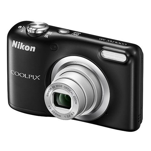 Nikon Coolpix A10 Digital Camera in Black