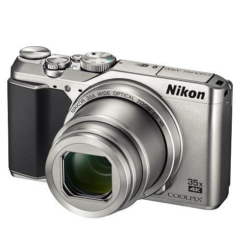 Nikon Coolpix A900 Digital Camera in Silver