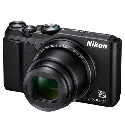 Nikon Coolpix A900 Digital Camera in Black