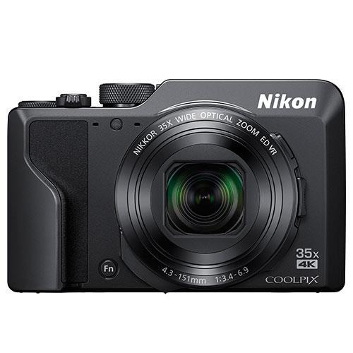 Nikon Coolpix A1000 Digital Camera in Black