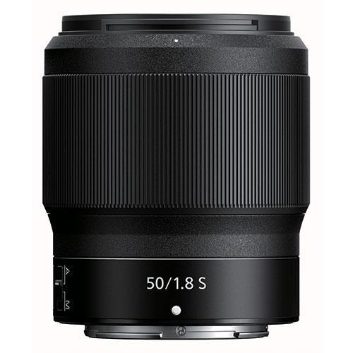 Nikon Nikkor Z 50mmm f/1.8 Lens