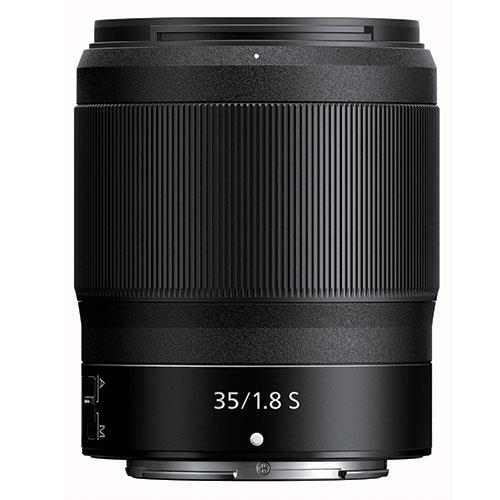 Nikon Nikkor Z 35mm f1.8 S Lens